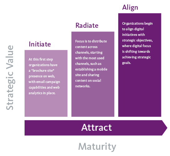 Customer Experience Maturity Model: Attract Phase