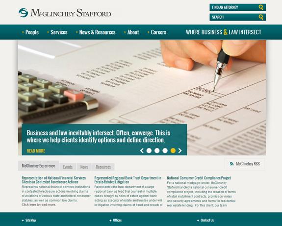 McGlinchey-Homepage