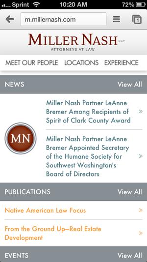 Miller-Nash_Home