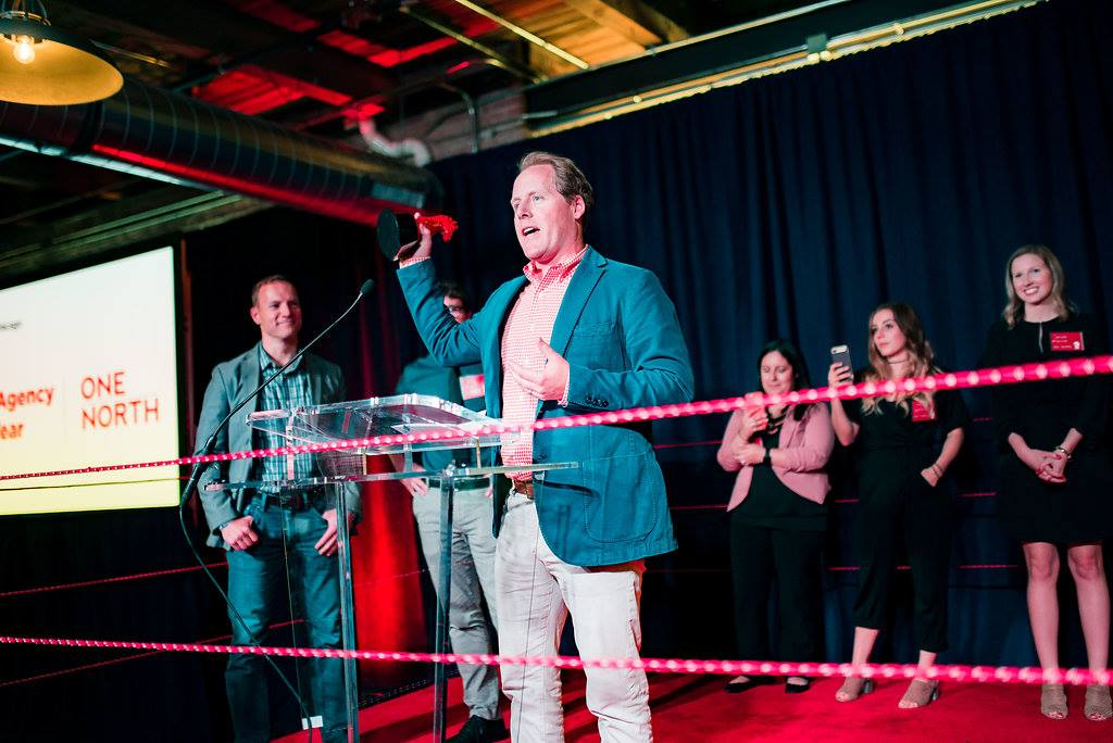 One North wins Moxie award for best digital agency