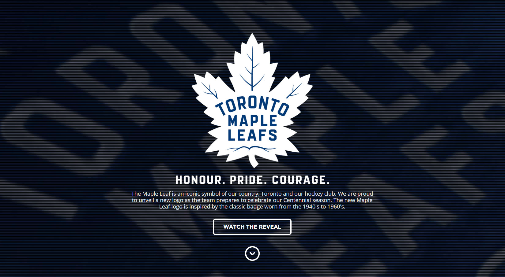 Toronto Maple Leafs Brand Refresh